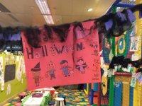 Ambientacion de Halloween