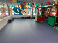 A large space where your children can play