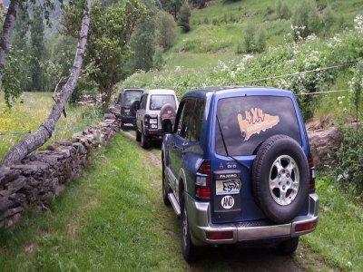 4x4 Andorra Rutas 4x4