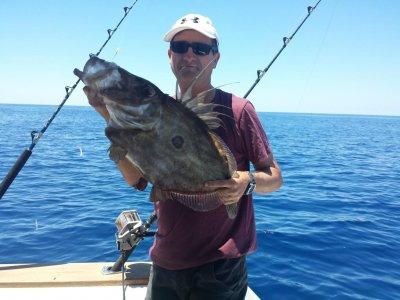 Chater de pesca en Ibiza Pesca