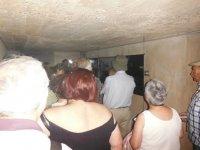 dentro del bunker