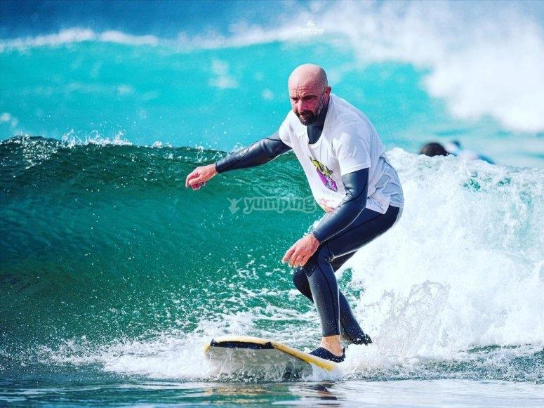 Surf en Arona