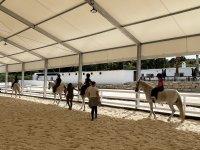 Campamento de equitación de verano