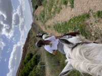 Ruta a caballo en Málaga