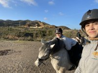 A caballo por Málaga