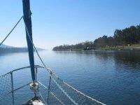 Rio Miño en barco