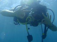 Inmersión en Alicante
