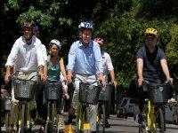 cycling route through mallorca