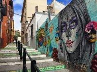 马拉加街头艺术