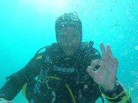 成为潜水专业