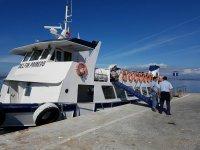 Imbarco sulla Rias Baixas