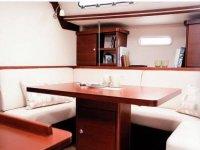 interior de la embarcacion