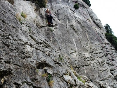 Sports Climbing in Lucena del Cid 4 Hours