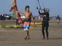 curso iniciacion al kitesurf