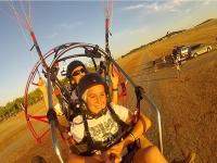 Paramoro flight Infant Caceres
