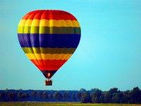 Día de vuelo en globo