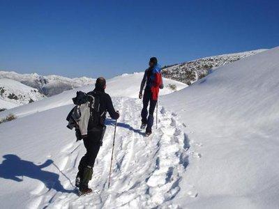 Maquila Aventura Raquetas de Nieve