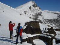 Excursion invernal
