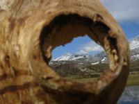 冬季登山口Marabio享受路径