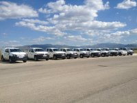 our large fleet
