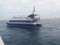 Barco Lady Shelley en Lanzarote