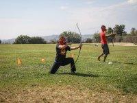 Archery in Zaragoza