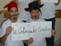 Campamento de inglés La Colonia de Gredos