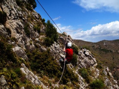 Via Ferrata in Sierra de Espadán + Photos