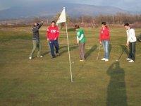 ¡Aprende golf!