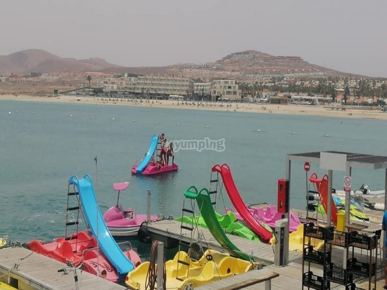 Puerto deportivo del Castillo