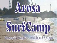 Arosa SurfCamp Kayaks
