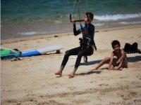 Cursos de kitesurf
