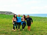 Surf courses in Cantabria