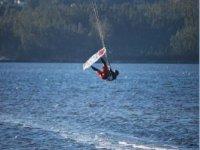 Saltos en el mar