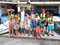 水上游乐活动校友航海学校学生