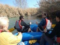 Rafting para todos los públicos