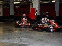 Indoor race