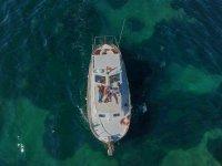 Cap Salou 私人乘船游览 4 小时
