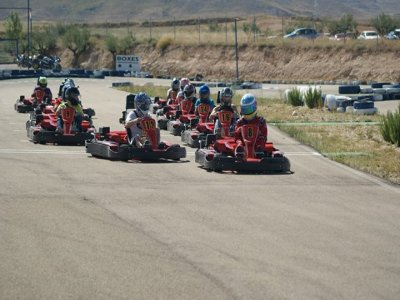 Circuito de Mozota Karting