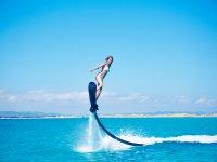 Ascendiendo con el hoverboard