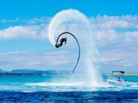 Giro de flyboard