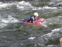 hidrospeed río Ulla