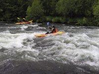 Rapidos del rio Deza