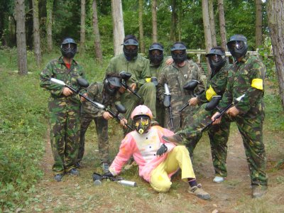 Paintball Aventuras