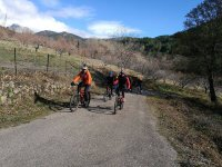 Ruta en bicicleta en Gredos