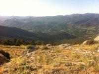 vista desde el pico mingarnao