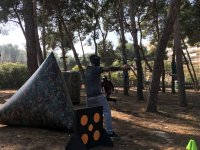Archery tag en Salou