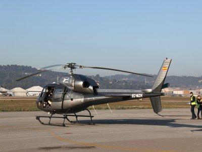 Vuelo en helicóptero de lujo por Montserrat 30 min