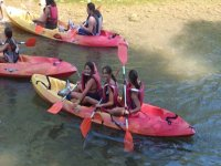 el paseo mas divertido en kayak