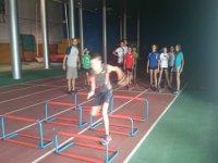 entrenamiento de atletismo